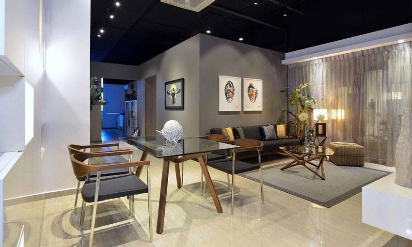 Современный стиль в интерьере квартиры и дома