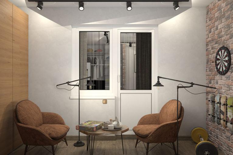 Дизайн интерьера квартиры в стиле Арт-Деко