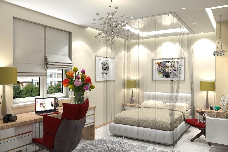 разработка рабочего проекта квартиры