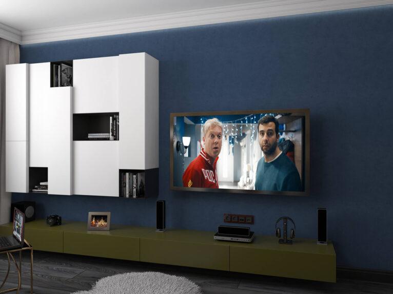 Дизайн проект Квартиры в новостройке